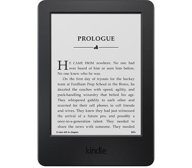Amazon Kindle 6 Touch - černá