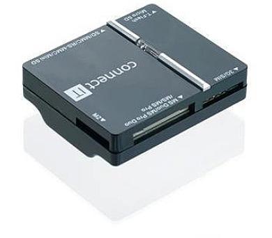 Čtečka paměťových karet Connect IT USB + SIM