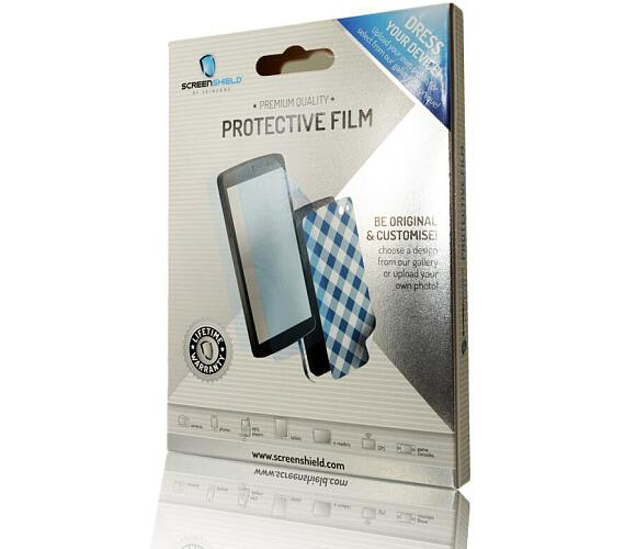 ScreenShield fólie na displej + skin voucher pro Samsung Galaxy S4 mini (i9195)