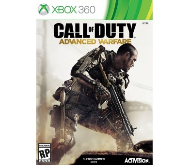 Activision Xbox 360 Call of Duty: Advanced Warfare + DOPRAVA ZDARMA