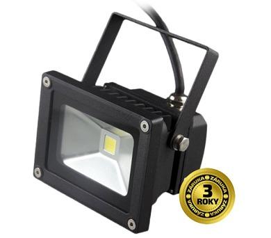 LED reflektor SMD 10W černý 700lm