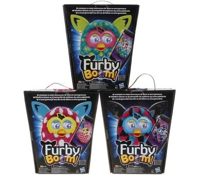 Furby Boom Sunny + DOPRAVA ZDARMA
