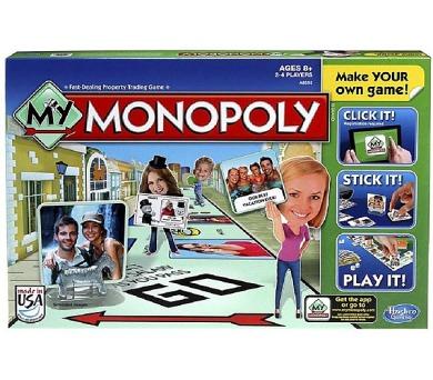 Moje Monopoly + DOPRAVA ZDARMA
