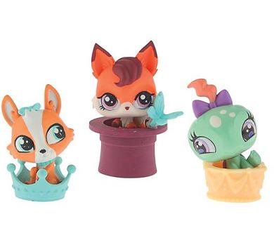 Littlest Pet Shop denní klub hrací set
