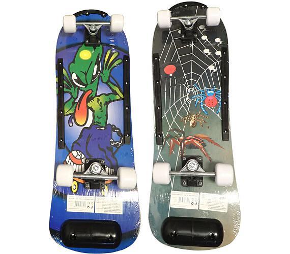 ACRA Skateboard barevný
