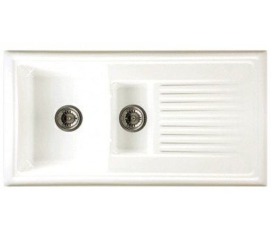 Reginox RL301 CW keramika Bílá keramika