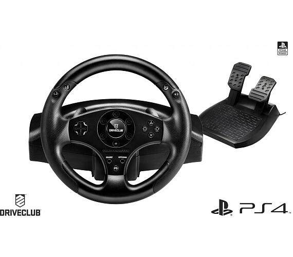 Thrustmaster T80 + pedály pro PS4