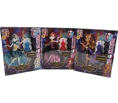 Monster High příšerka deluxe 13 přání + DOPRAVA ZDARMA