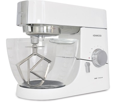 Kenwood KMC055 Chef Titanium white limited edition