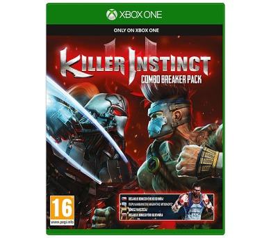 Microsoft Xbox One Killer Instinct + DOPRAVA ZDARMA