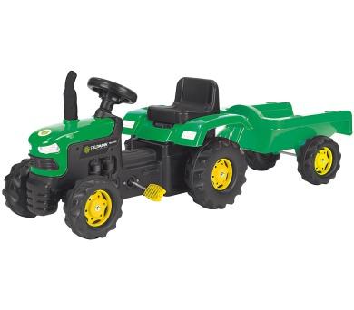 Šlapací traktor Buddy Toys BPT 1012
