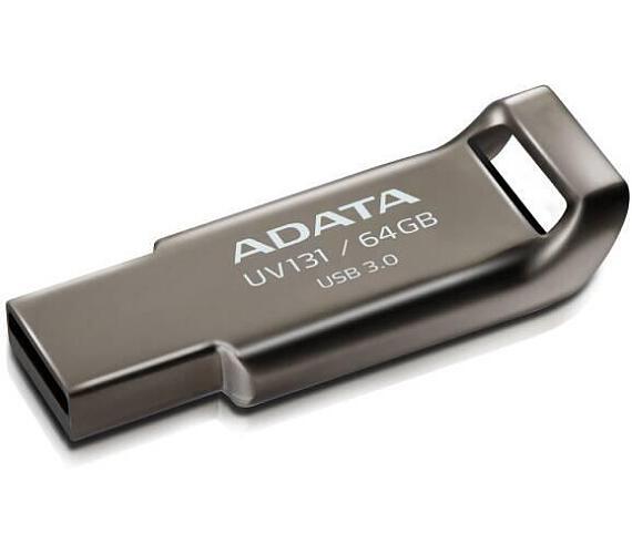 ADATA UV131 64GB USB 3.0 - kovový