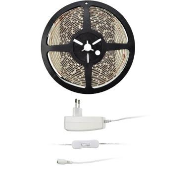 Solight LED světelný pás s testrem