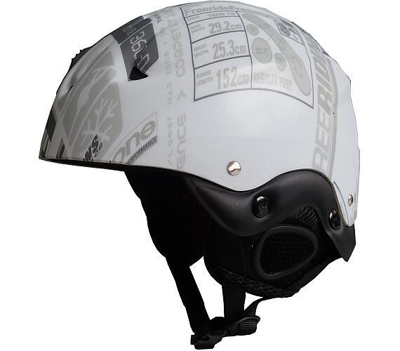 ACRA Snowboardová a lyžařská helma Brother - vel. S - 53-55 cm
