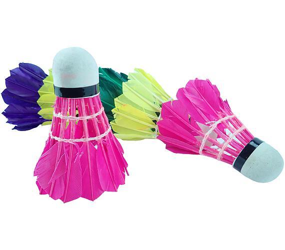 ACRA GCS6 Košíčky badmintonové 6ks