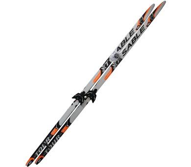 ACRA LS75-180 Běžecký set - lyže+vázání 75 mm - 180 cm