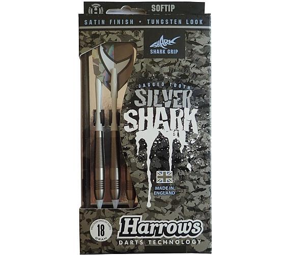 Harrows SOFT SILVER SHARK 18g