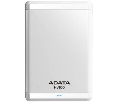 ADATA HV100 1TB - bílý