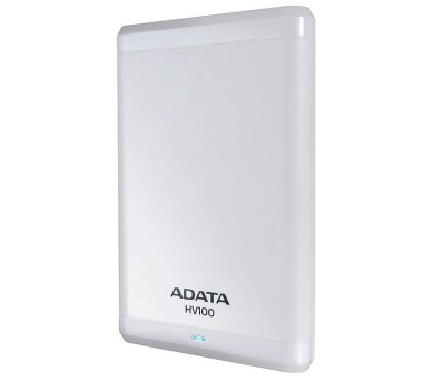 A-Data HV100 2TB - bílý