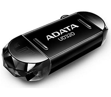 A-Data UD320 64GB OTG USB 2.0 - černý