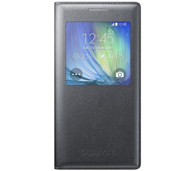 Samsung S-View pro Galaxy A5 (EF-CA500B) - černé + DOPRAVA ZDARMA