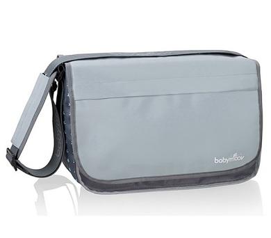 Babymoov Messenger Bag Zinc/Aqua