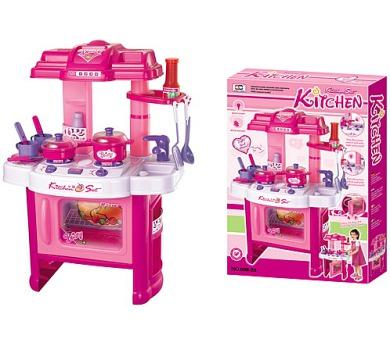 G21 Dětská kuchyňka DELICACY s příslušenstvím