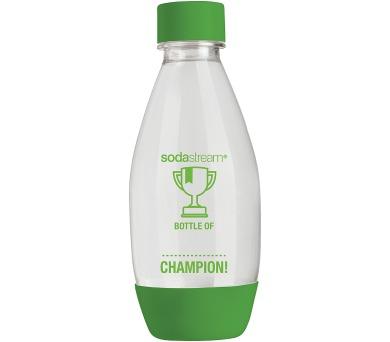Sodastream Lahev dětská CHAMPION GREEN 0.5l