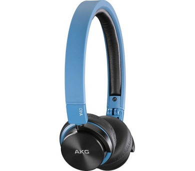 AKG Y40 - modrá + DOPRAVA ZDARMA