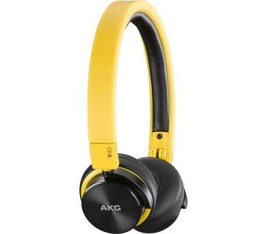 AKG Y40 - žlutá + DOPRAVA ZDARMA
