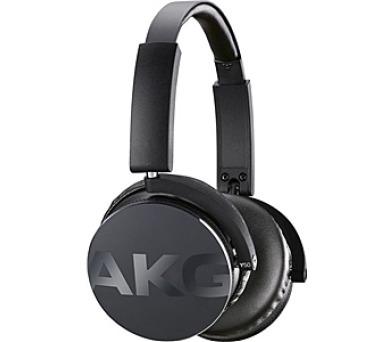 AKG Y50 - černá + DOPRAVA ZDARMA