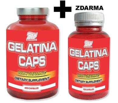 ATP GELATINA CAPS - 250 + 100 tablet - AKCE