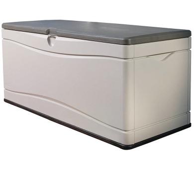 Zahradní úložný box Lanit Plast LIFETIME 60012 XXL + DOPRAVA ZDARMA