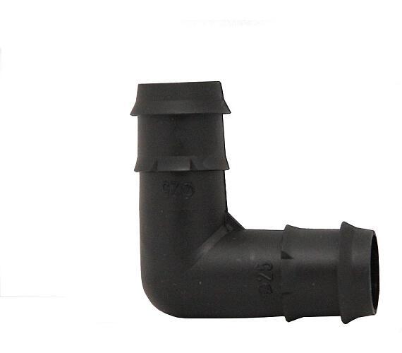 Spojka obrubníku 25 mm - typ L (1 ks)