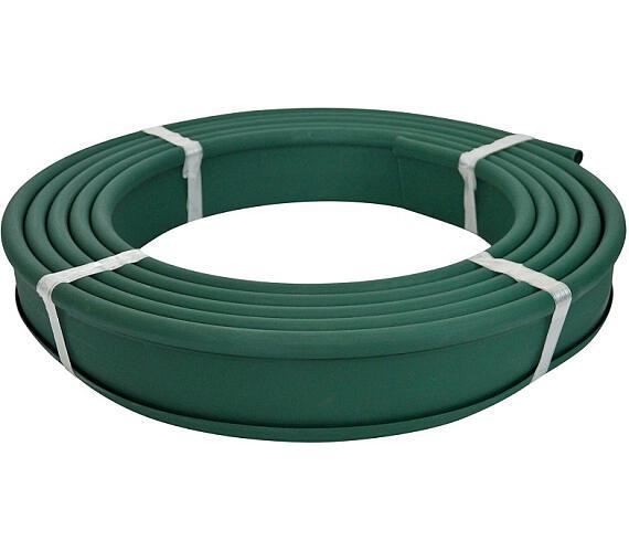 Zahradní obrubník Lanit Plast GARDEN DIAMOND 10 m zelený