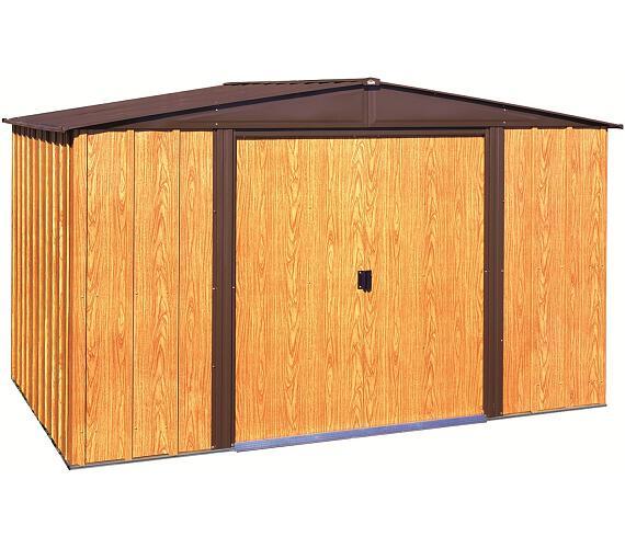 Zahradní domek Lanit Plast ARROW WOODLAKE 1012