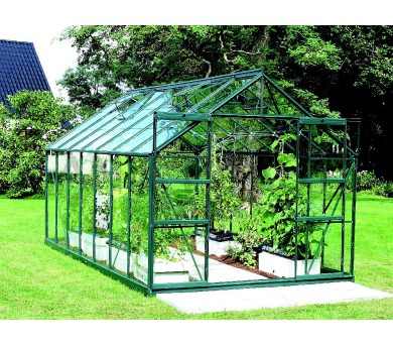 Skleník Lanit Plast VITAVIA URANUS 11500 sklo 3 mm zelený