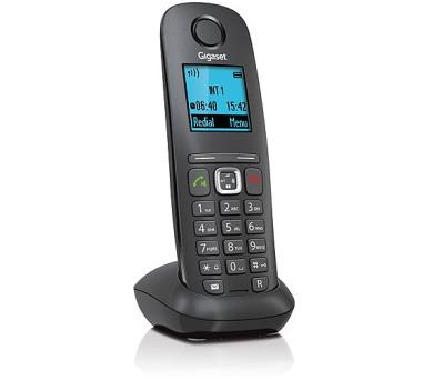 Domácí telefon Siemens Gigaset A540H - černý