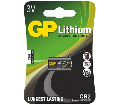 GP CR2 LITHI