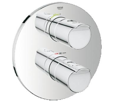 Grohe Grotherm 2000 NEW - termostatická sprchová baterie podomítková (19354001)