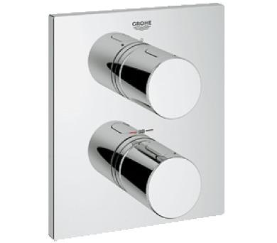 Grohe Grohtherm 3000 Cosmopolitan - termostatická sprchová baterie podomítková (19568000) + DOPRAVA ZDARMA
