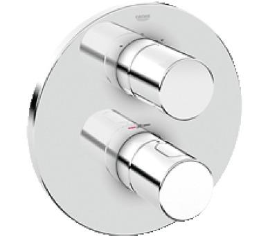 Grohe Grohtherm 3000 Cosmopolitan - termostat s integrovaným přepínačem vana / sprcha s dalším... + DOPRAVA ZDARMA