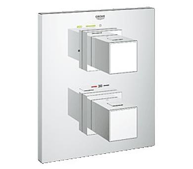 Grohe Grohtherm Cube - termostatická sprchová baterie podomítková (19959000)