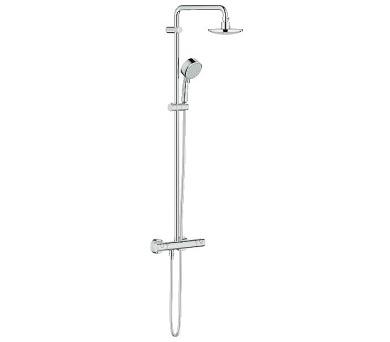 Grohe New Tempesta Cosmopolitan System 160 - Sprchový systém s termostatem na zeď - 27922000