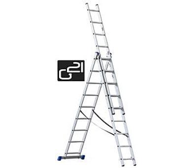 G21 3-dílný 7,6m 3x11 příček