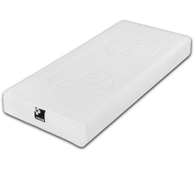 C5000 EGO White Hard (90x190) + DOPRAVA ZDARMA
