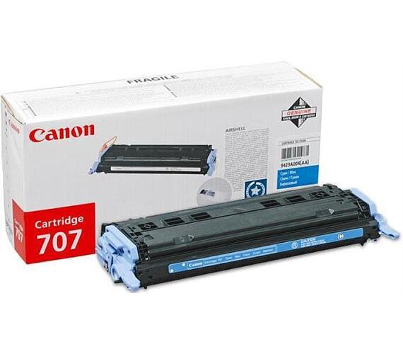 Canon CRG-707C + DOPRAVA ZDARMA