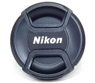 Nikon LC-72 72MM NASAZOVACÍ PŘEDNÍ VÍČKO OBJEKTIVU