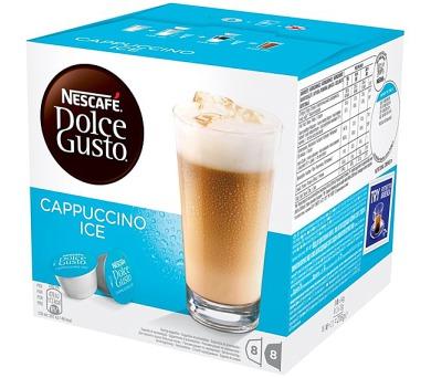 NESCAFÉ Ice Cappuccino 16 ks k Dolce Gusto