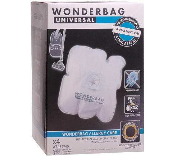 Rowenta WB484740 Wonderbag Endura (4 ks) + DOPRAVA ZDARMA